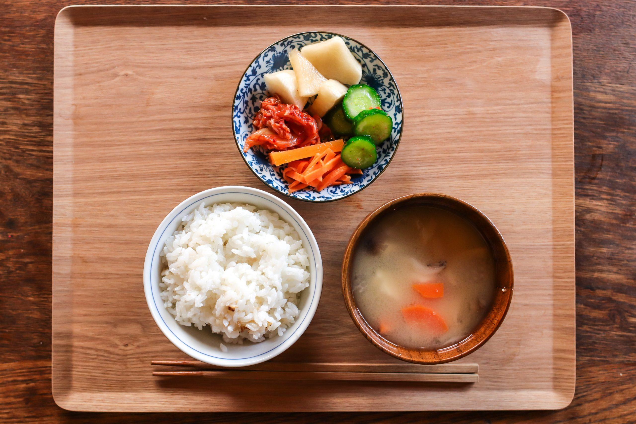 alimentazione giapponese e salute